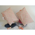 "Coussin ""Liberty for ever"""