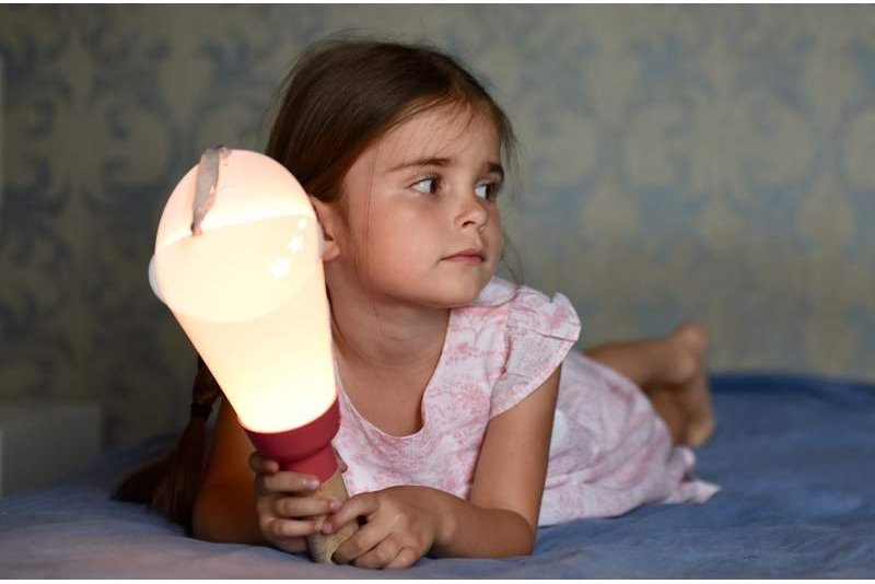 Lampes nomades pour enfants personnalisables made in France